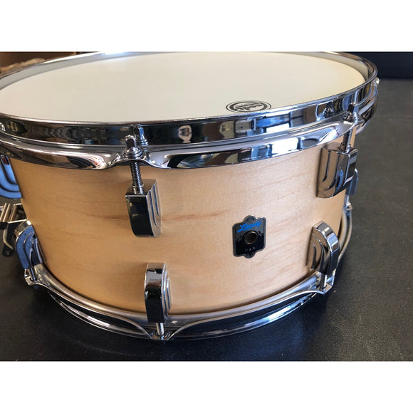 LEEDY Broadway Standard 6-1/2 x 14 Satin Maple Snare Drum - GretschGear