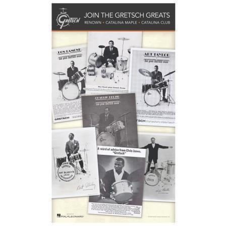 COMING SOON ! Gretsch Magnificent Seven Poster - Gretschgear