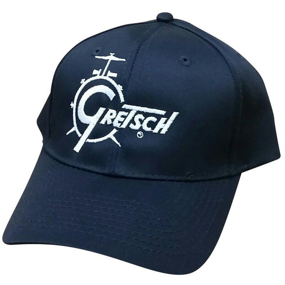Hat, Gretsch Drum Large Logo,  - Gretsch Gear