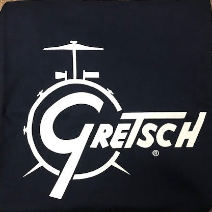 Gretsch Drum Tee, Navy Blue,  - Gretsch Gear