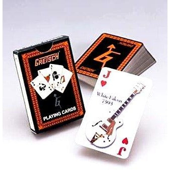 Vintage Gretsch Playing Cards,  - Gretsch Gear