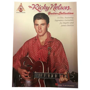 The Ricky Nelson Guitar Collection Book (Paperback),  - Gretsch Gear