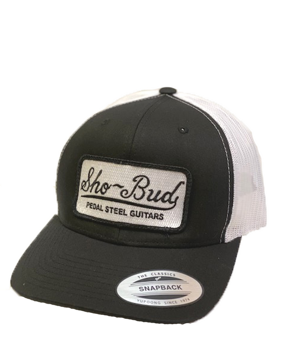 Hat, Sho-Bud Patch Classic Retro Trucker,  - Gretsch Gear