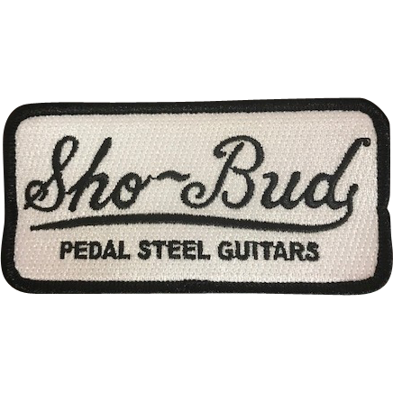 Patch, Sho-Bud Embroidered,  - Gretsch Gear