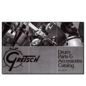 Vintage Gretsch Drum Parts Catalog,  - Gretsch Gear