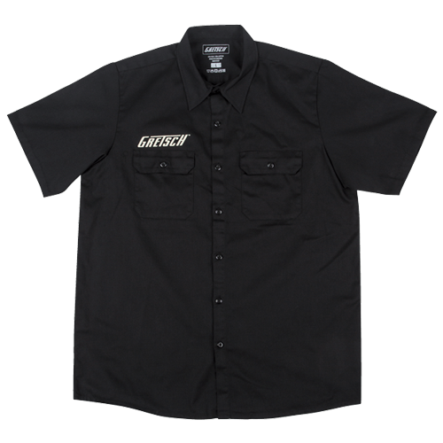Gretsch Electromatic Workshirt, Men Shirt - Gretsch Gear