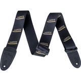 Gretsch Vibrato Arm Poly Strap_Black and Gold - GretschGear
