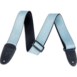 Gretsch Wing Logo Poly Strap_Seafoam and White,  - Gretsch Gear