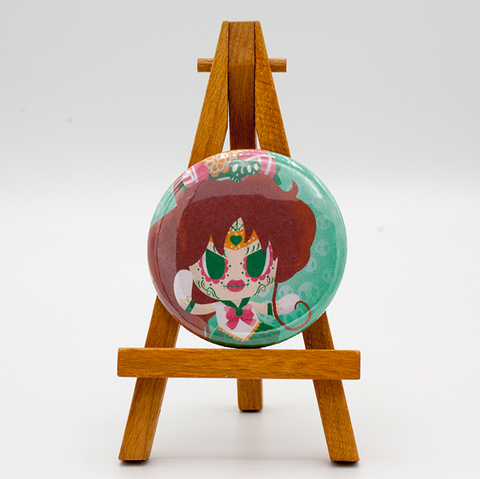 sailor jupiter pinback button