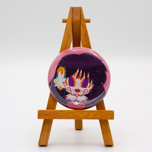 sailor mars pinback button