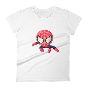 Spiderman - Day of the Dead Mashup Women's T-Shirt