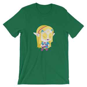 Zelda - The Legend of Zelda | Sugar Skull Mashup Tee