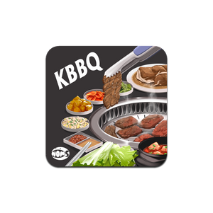 Korean BBQ Sticker