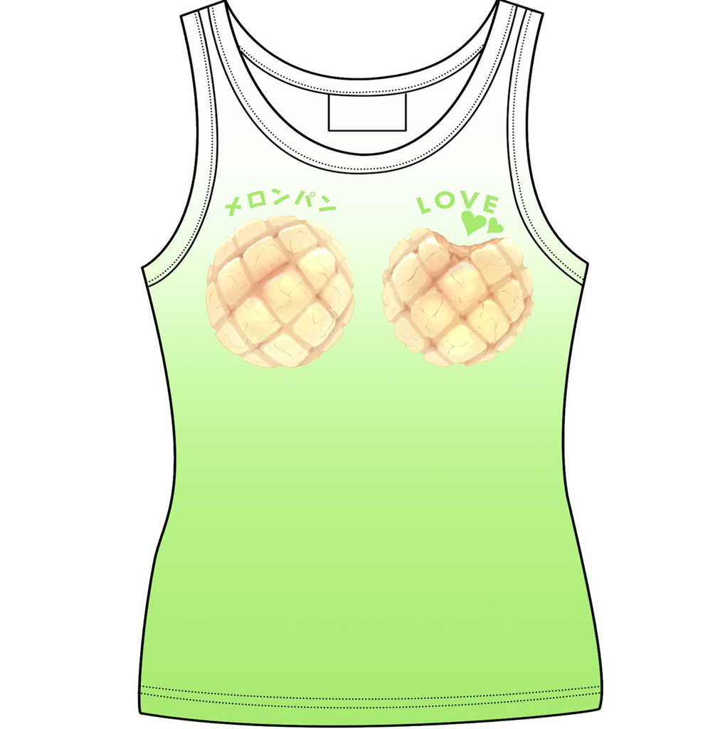Melon Pan Women's Tank