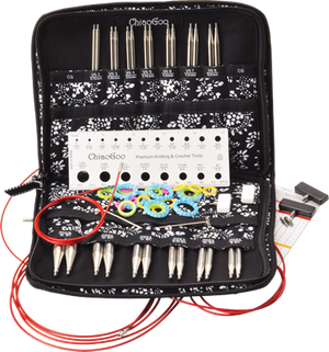 ChiaoGoo TWIST Red Lace Small Interchangeable Needle Set