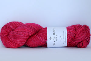 Bodacious Berry, Luxe DK