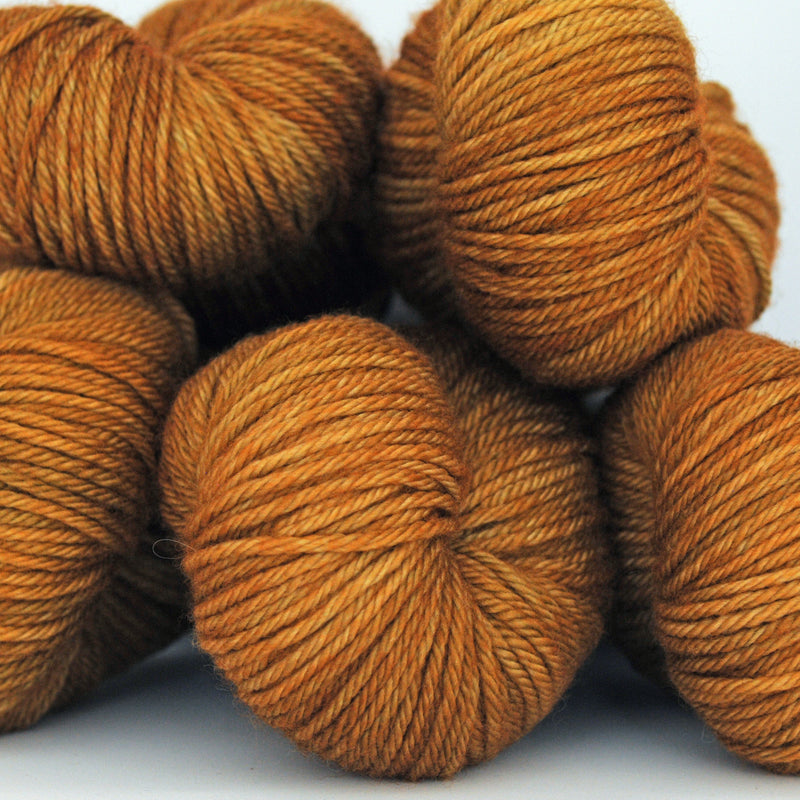 Copper, Aussie Extra Fine DK/Light Worsted
