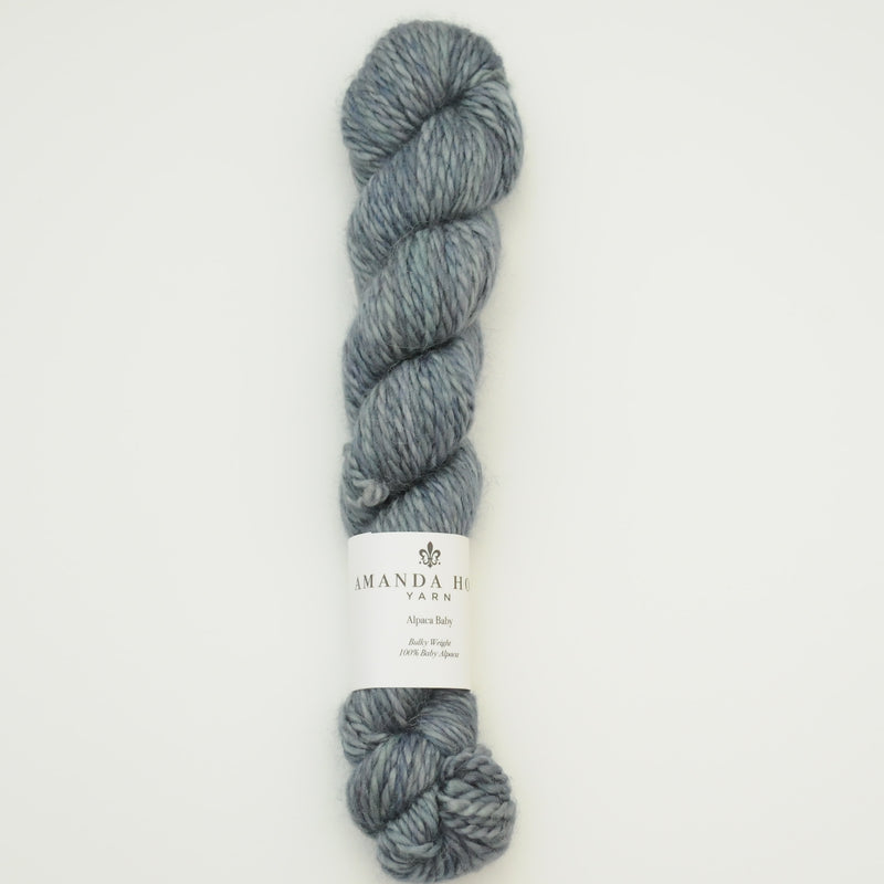 Frayed Denim, Alpaca Baby Chunky
