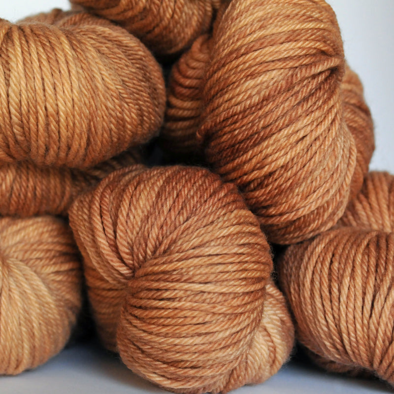 Gentle Fawn, Aussie Extra Fine DK/Light Worsted