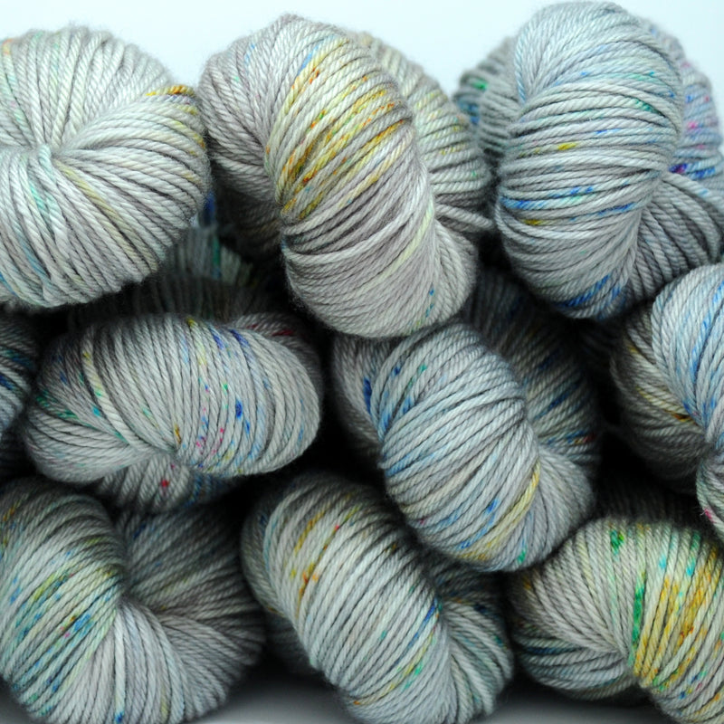 Gris Graffiti, Aussie Extra Fine DK/Light Worsted