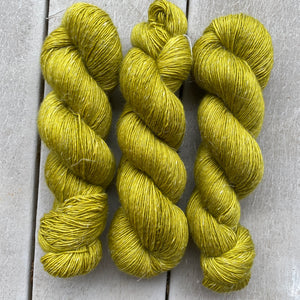 Williams Pear, Merino Linen Fingering Weight
