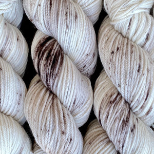 Understated, Aussie Extra Fine DK/Light Worsted