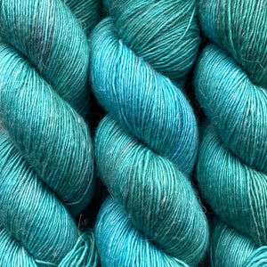 Chrysoprase, Merino Linen Fingering Weight