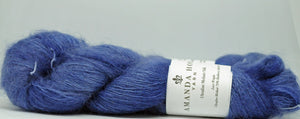 Navy, Ultrafine Mohair/Silk