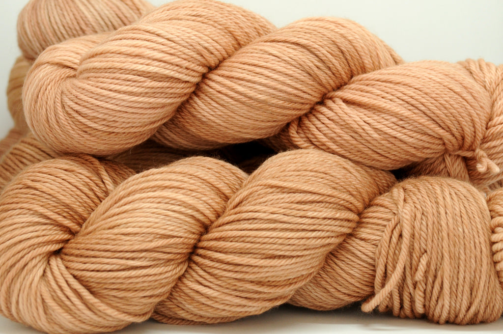 Rose Gold, Aussie Extra Fine DK/Light Worsted