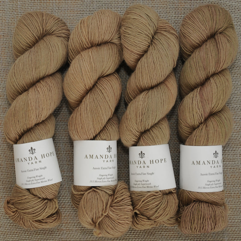 Taupe, Aussie Extra Fine Single