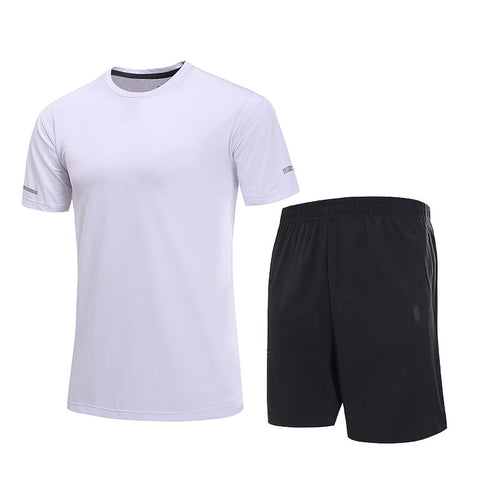 Short Sleeve Comfortable Shorts Set