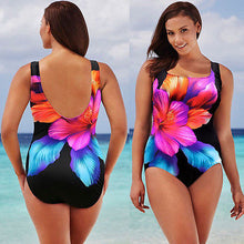 Load image into Gallery viewer, One Piece Push Up Padded Swimsuit - kats closet1