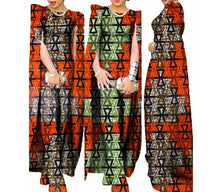 Load image into Gallery viewer, African Print Rompers /Jumpsuit