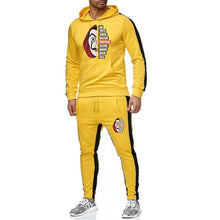 Load image into Gallery viewer, Men's Hoodies+Pants Running Track Suit