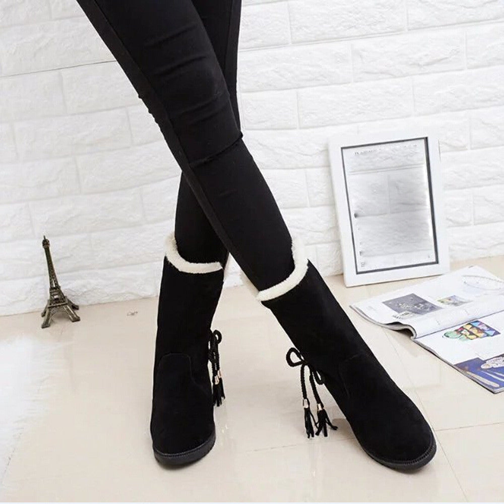 293e82825 Snow Boots Winter Ankle Boots