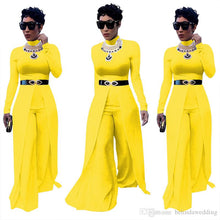 Load image into Gallery viewer, Wide Leg Pants Bodywear Jumpsuit - kats closet1