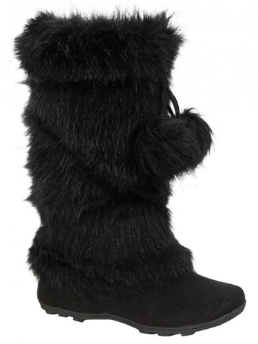 Blossom Womens Tara-Hi Pom Pom Winter Fashion BootsBlossom Womens Tara-Hi Pom Pom Winter Fashion Boots - kats closet1