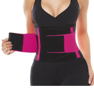 Waist Shaper Corset Waist Trainer Belt Waist Trimmer Girdle Belt