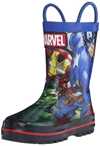 Disney Kids Marvel Comics Rainboots - kats closet1