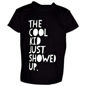 "Kids Unisex ""Cool Kid"" Shirt"
