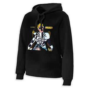 Womans Cardi-B Loose Hoodie - kats closet1