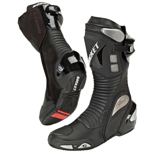 Joe Rocket Speedmaster 3.0 Motorcycle Boots - kats closet1