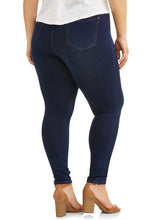 Load image into Gallery viewer, Women's Plus Size Full Length Super Soft JeggingWomen's Plus Size Full Length Super Soft Jegging - kats closet1