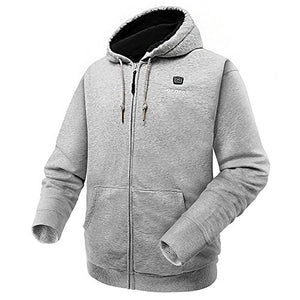 Heated Hoodie with Battery Pack (Unisex) - kats closet1