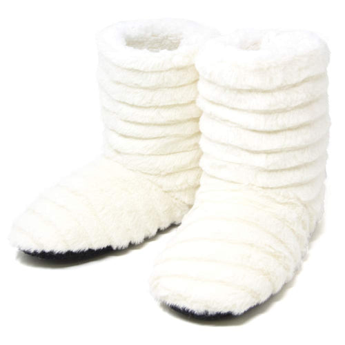 Cozy Soft Fleece Lined House Slippers - kats closet1