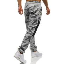 Load image into Gallery viewer, Male Trousers 2017 New Men Casual Hip hop Sweatpants Personality stitching Army Camouflage Trousers Joggers Mens Pants Plus Size - kats closet1