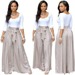 2 Piece Loose Slim Casual Jumpsuit - kats closet1