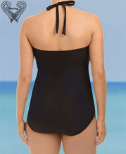Load image into Gallery viewer, Plus Size One Piece Push Up Swimsuit - kats closet1