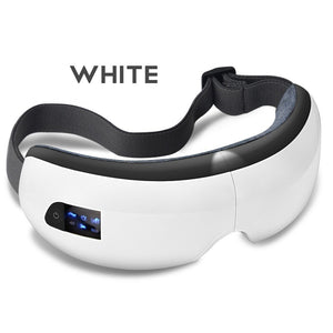 Smart wireless Bluetooth eye massage eye mask to relieve eye fatigue, dry eyes  treatment of dark circles improve vision