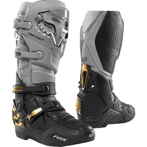 Fox Racing Instinct Men's Off-Road Motorcycle Boots - kats closet1